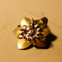 Steampunk Scale Flower by Utopia-Armoury