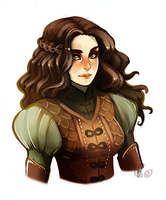 Muireen Deannasdaughter - Commission by clover-teapot