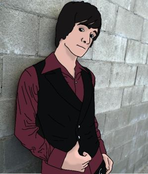 Brendon Urie - Version 2 by copper-hearts