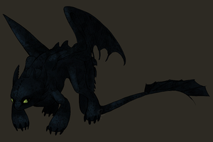 Toothless by Reactivate