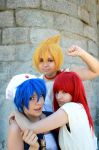 MAGI:.The Labyrinth of Magic by Yuiie