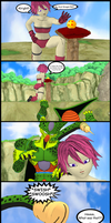 The Misadventures of Lady Rayna! (2: Rayna V Cell) by VoreQ