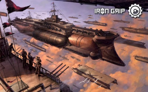 Rahmos Airforce by Iron-Grip