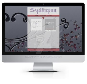 Sydanpuu Website, Discography by Xombiecats