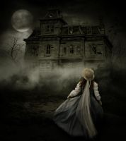 The Haunted House by Roy3D