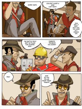 TF2: Be Efficient Be Polite 19 by spacerocketbunny
