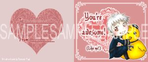 APH V-day card: Prussia by roseannepage