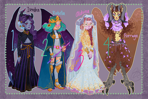 (CLOSED) Auction Adoptables 11 by SunnyCove
