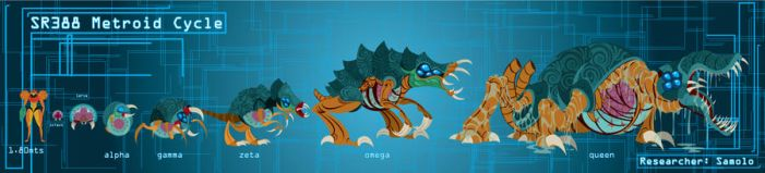 Metroid Cycle by Samolo