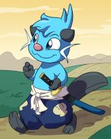 Commission- Dewott Dewalking