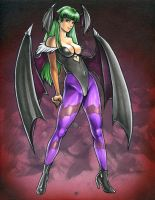 Morrigan by Snigom