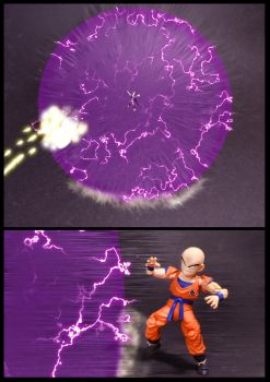 Cell vs Goku Part 5 - p7 by SUnicron