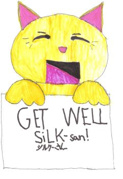 Get well SiLK by Musashi-HUmar