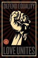 Defend Equality_Love Unites 9 by Rickbw1