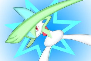 Gallade used protect