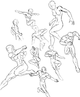 Pose references by UltimeciaFFB