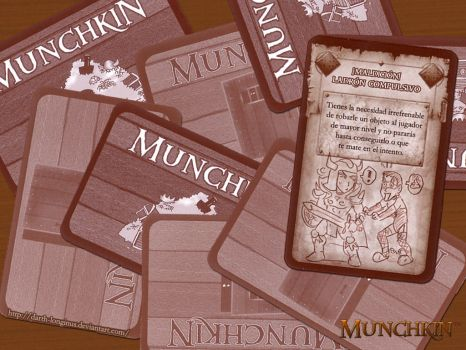 Munchkin Wall 04 by Darth-Longinus