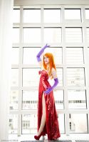 Jessica Rabbit VI by EnchantedCupcake