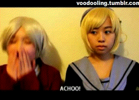 APH PRON SONG - ACHOO by HoneydewLoveCosplay