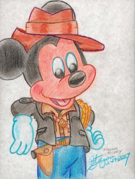 Mickey by dndpat