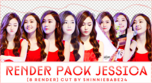 PNGPACK_JESSICA by shinniebabe24