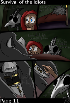 Survival of the Idiots - Page 11 by DeadBird-Hushabye