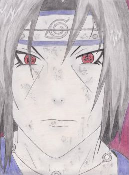 Itachi missed by Leyndia