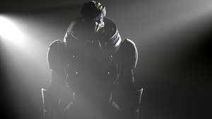 Garrus (Black ops 2 style) by AngryRabbitGmoD