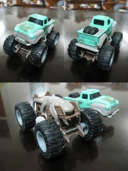 Creech from Monster Trucks by RiderB0y