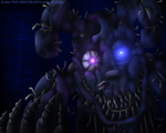 FnaF4 Nightmare Bonnie by Kana-The-Drifter