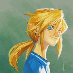 Link BotW by omarito