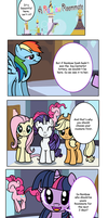 A rainbow roommate by schnuffitrunks