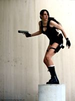 Max as Lara croft - Underworld by MaxChi