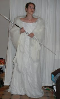 Jadis cosplay - Narnia (almost done!) by MilieLitre