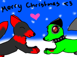 Merry Christmas! by ToxicSkullie027