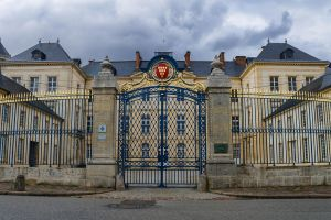 Palaces of Argentre Sees Orne France by hubert61