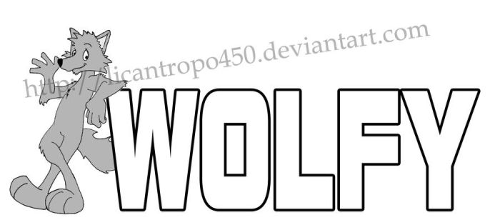 Wolfy by LiCaNtRoPo450