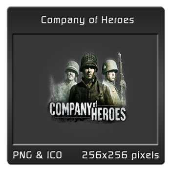 Company of Heroes Dock Icon by caesar13