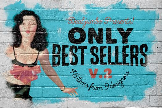 Only Best Sellers Mega Bundle! vol.2 by hugoo13