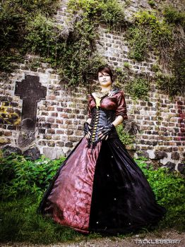 Dragon Age: Inquisition - Morrigan by straychild77