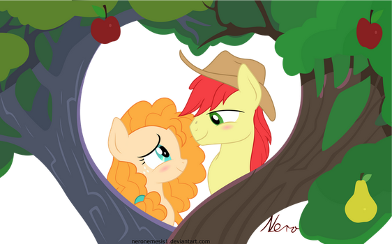 The Perfect Pear by NeroNemesis1