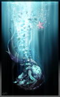 .::Returning to the sea::. by WarriorRainyDay