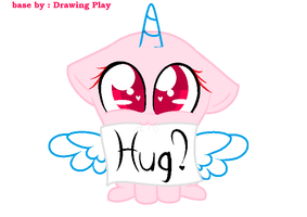 Base 6 : Wanna Hug? by MusicStar123
