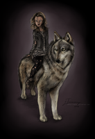 Something of the Wolf by Confectionery