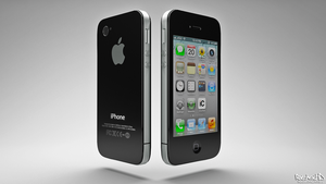 Iphone 4s by RatchetHD