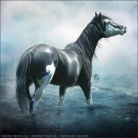 HEE Horse Avatar - SF Lifeboat by Art-Equine