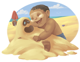 HL: A Boy and his Sandygast
