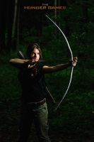 The Hunger Games-Katniss Everdeen by Anastasya01
