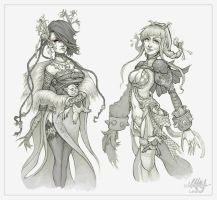 From Spira to Ivalice by Ice-brand