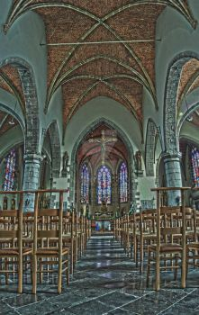 church HDR by NeCroz2676